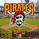 Pirates and Brewers finish series ahead of All-Star Break