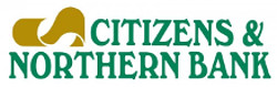 Citizens and Northern Bank Right Side Size