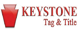 Keystone Tag and Title right side