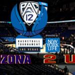 Pac-12 Men's Championship: #1 Arizona vs #2 USC