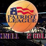 Patriot League Men's Championship: #1 Bucknell vs #2 Colgate