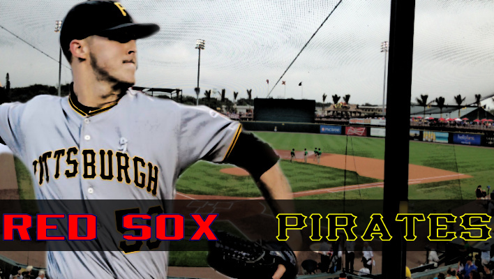 Red Sox at Pirates (Spring Training)