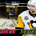 Canadiens at Penguins