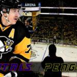 Capitals at Penguins