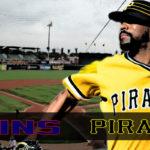 Twins at Pirates (Spring Training)