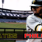 Pirates at Phillies