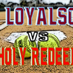 PIAA Class AAA Softball First Round: (D4-1) Loyalsock vs (D2-1) Holy Redeemer