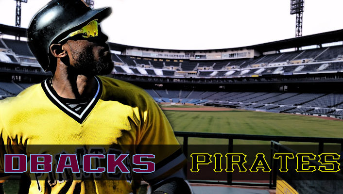 Diamondbacks at Pirates