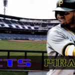 Mets at Pirates