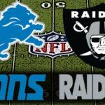 Lions at Raiders (Preseason)