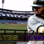 Pirates at Twins