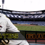 Pirates at Giants