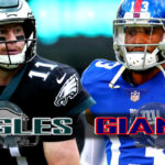 Eagles at Giants