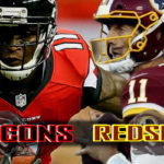 Falcons at Redskins