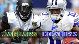 Jaguars at Cowboys