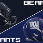 Bears at Giants