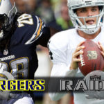 Chargers at Raiders