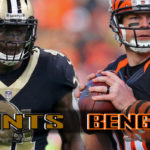 Saints at Bengals
