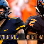 9 West Virginia at Oklahoma State