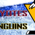 Coyotes at Penguins