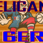 Pelicans at 76ers