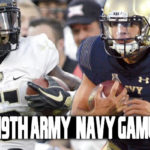 The 119th Army-Navy Game
