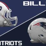 Bills at Patriots