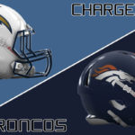 Chargers at Broncos