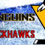 Penguins at Blackhawks