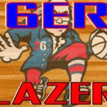 76ers at Trailblazers