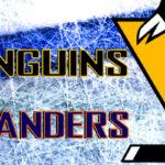 Penguins at Islanders