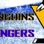 Penguins at Rangers