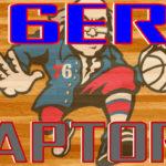 Raptors at 76ers