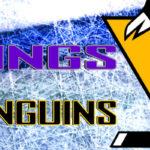 Kings at Penguins