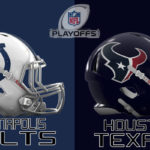 AFC Wild Card: 6 Colts at 3 Texans