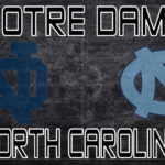 MBB: Notre Dame at 13 North Carolina