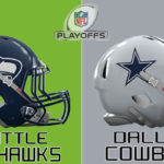 NFC Wild Card: 5 Seahawks at 4 Cowboys