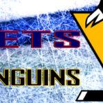Jets at Penguins