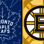 Bruins and Maple Leafs Meet In Deciding Game Seven