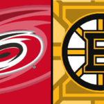 Canes and Bruins Clash In Game Two