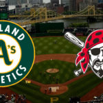 Pirates Finalize Series With Athletics