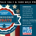 Lycoming County Commissioner Debate Tonight